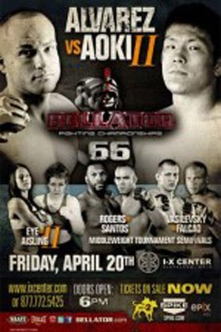 Bellator Fighting Championships 66 (2012)