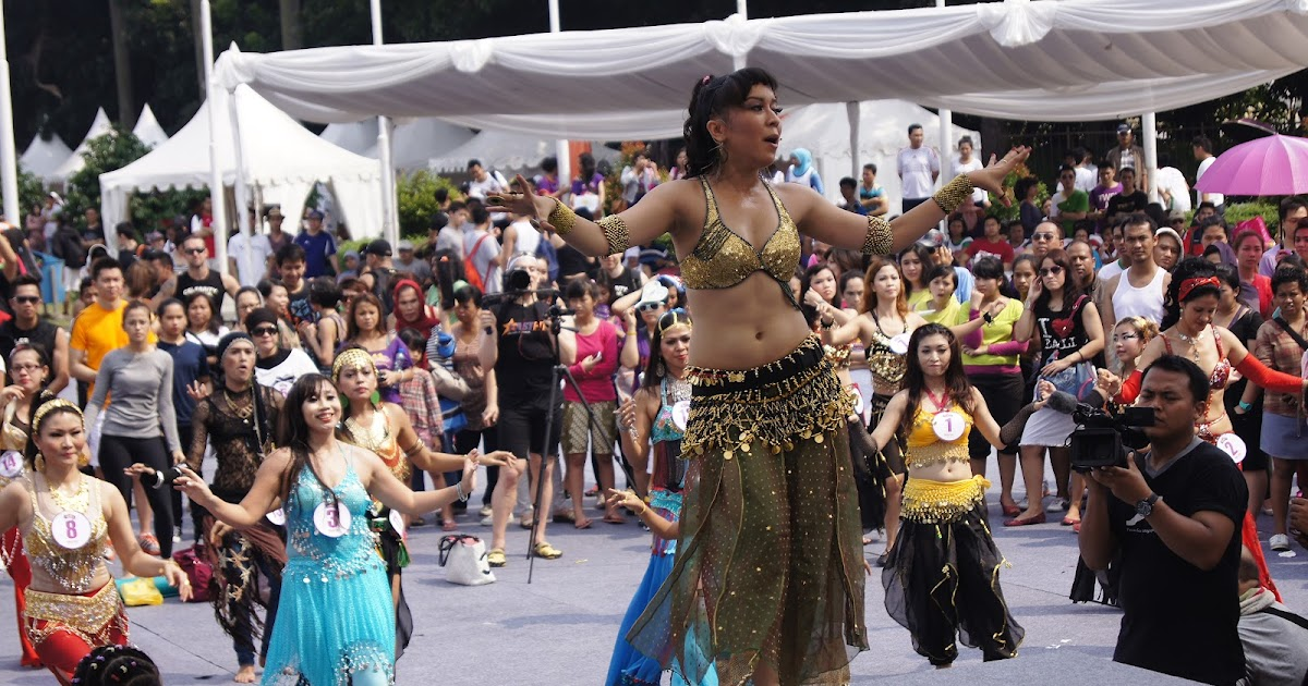5 Manfaat Sehat Latihan Belly Dance