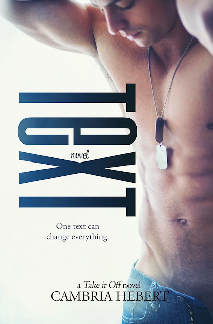 Cover Reveal: Text