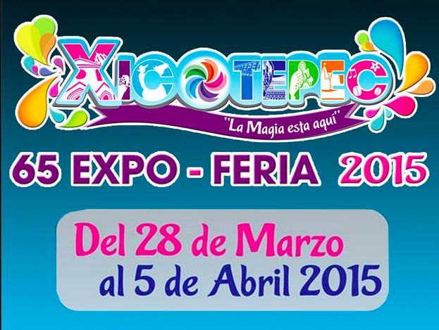 Feria Xicotepec 2015