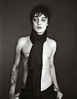 Pete Doherty Tattoos Meanings