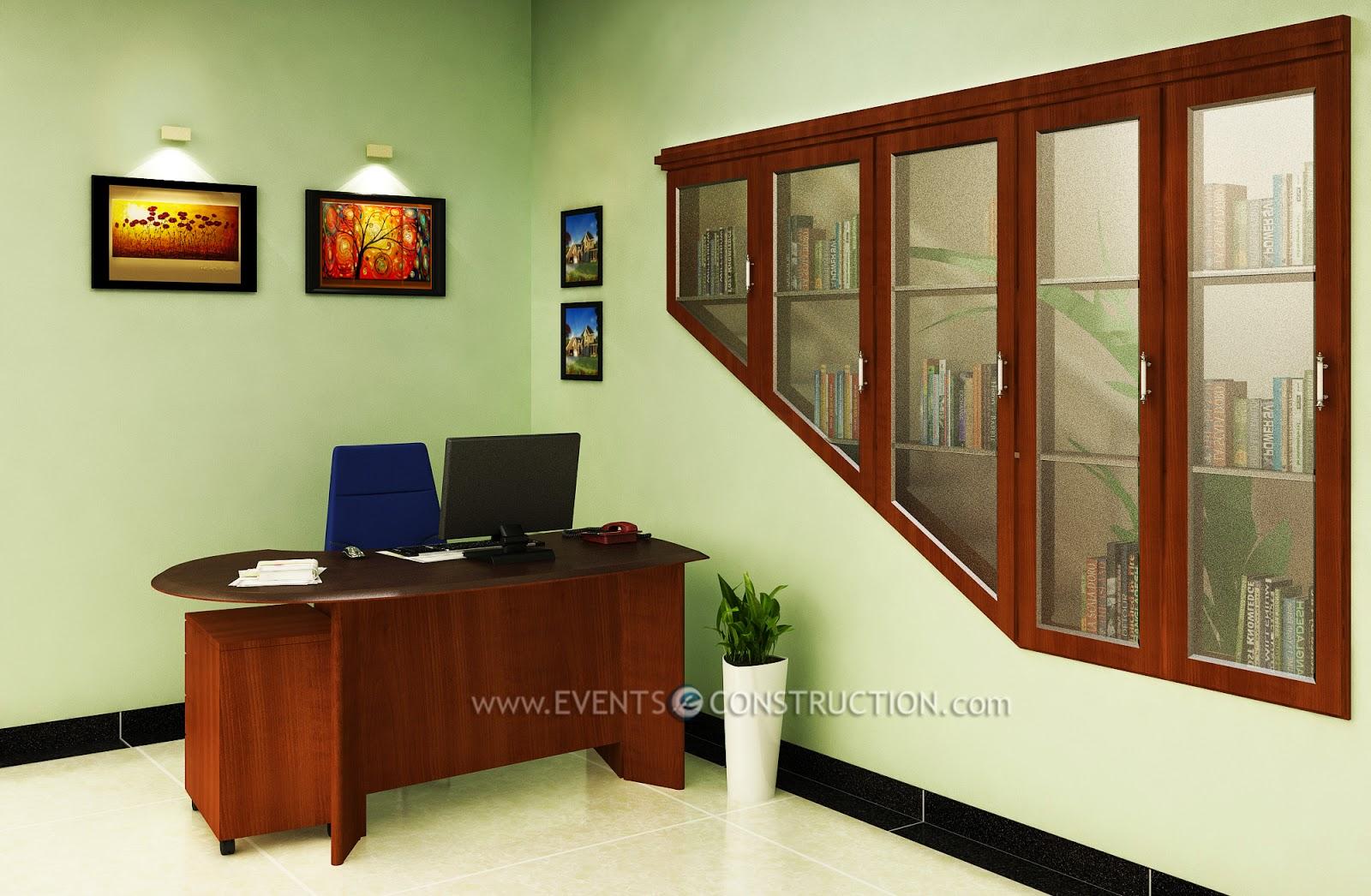 Evens construction pvt ltd home office design for Home office design ltd