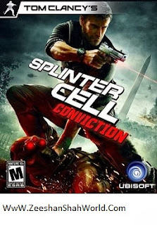 Download Splinter Cell Conviction PC Free Full Version