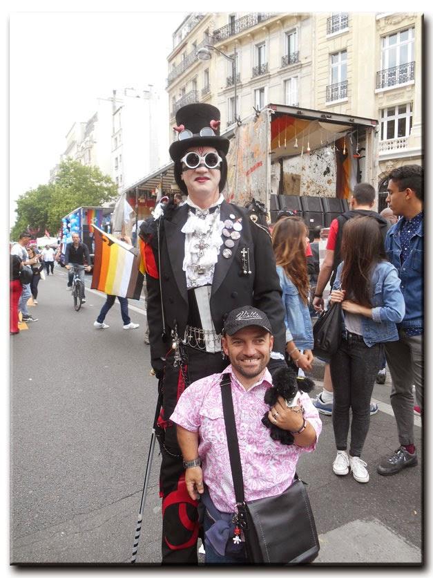 Gay paris rencontre
