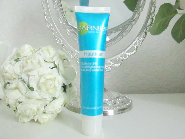 Garnier Hautklar 24h Feuchtigkeitspflege Anti-Unreinheiten - 40ml ca. 5.00 Euro