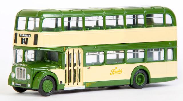 EXCLUSIVE FIRST EDITIONS 14017 - Bristol FLF Lodekka - Bristol Omnibus