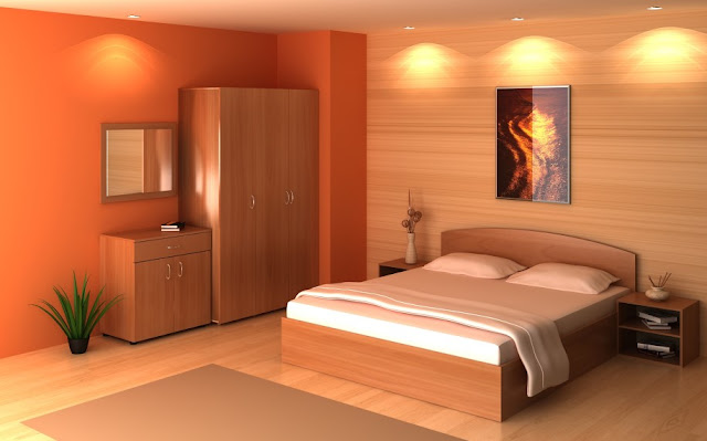 Choisir une couleur de peinture pour une chambre for Photo de peinture de chambre