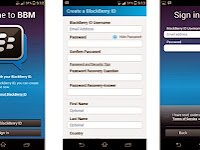 BBM di Android - Download Aplikasi Blackberry Android apk