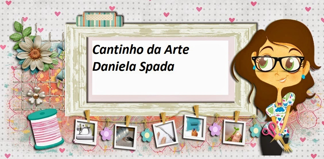 Cantinho da arte Daniela Spada
