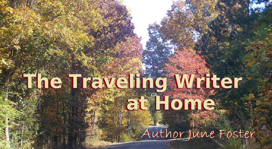 The Traveling Writer At Home