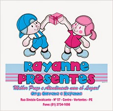 Rayanne Presentes