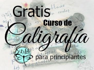 Curso de caligrafía
