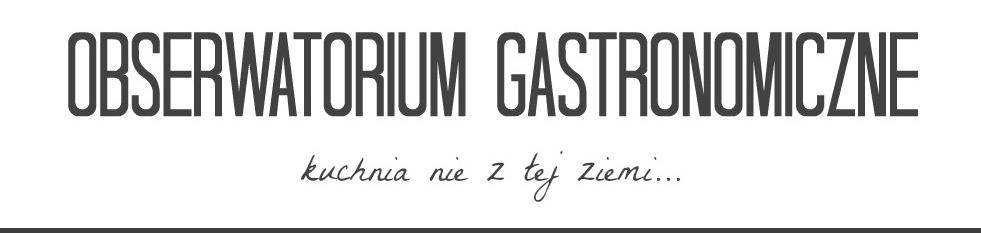 Obserwatorium Gastronomiczne
