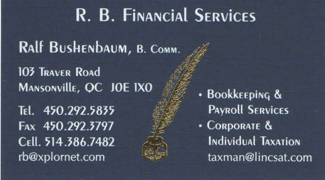 R. B. Financial Services