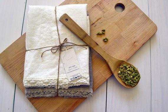 handmade kitchen style, eco-friendly kitchen items