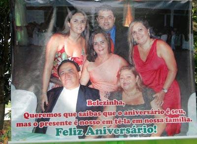 Chapadinha-MA: Aniversário de Belezinha