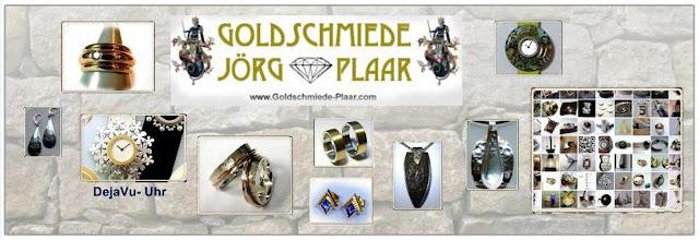 Werbebanner für meine Goldschmiede in Osnabrück