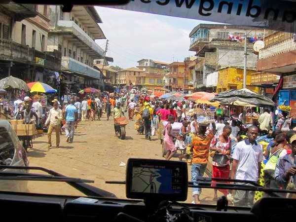 Sierra Leone Travel