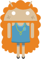 androidify - little girl