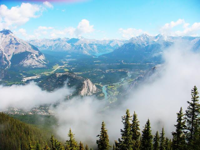 parque de Banff, canadá