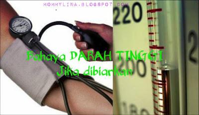 kesan pengambilan ubat darah tinggi