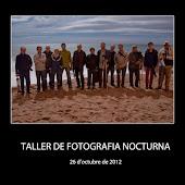 Taller de fotografia nocturna