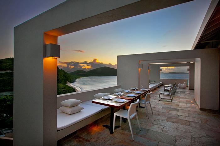 Casas minimalistas y modernas terrazas vanguardistas Pisos modernos para casas minimalistas