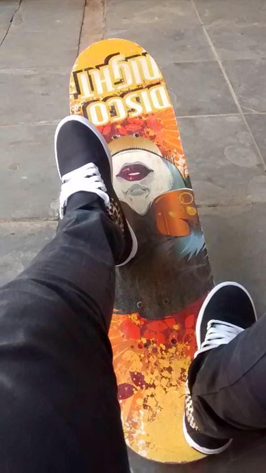 Pista de skate do Tiquatira