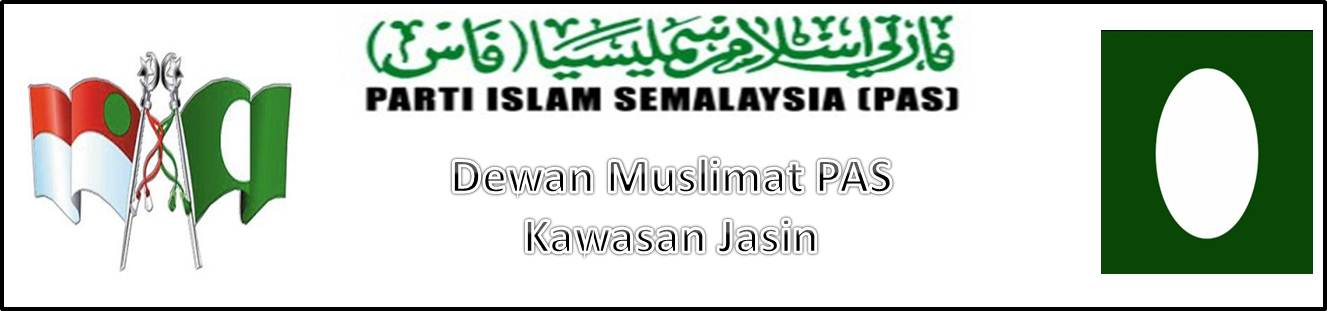 Dewan Muslimat PAS Kawasan Jasin