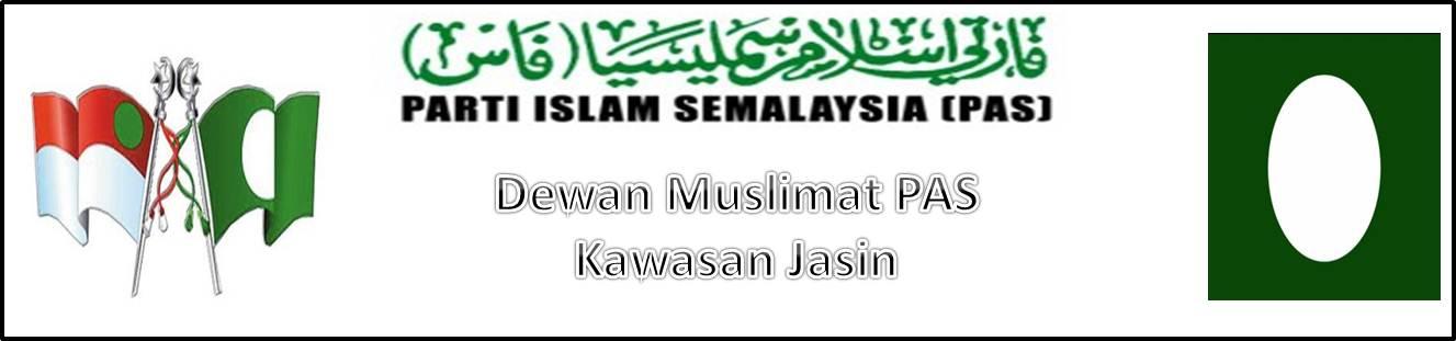 Dewan Muslimat PAS Kawasan Jasin