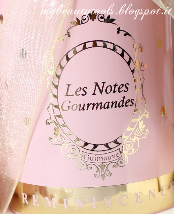Reminiscence Les Notes Gourmandes Guimauve