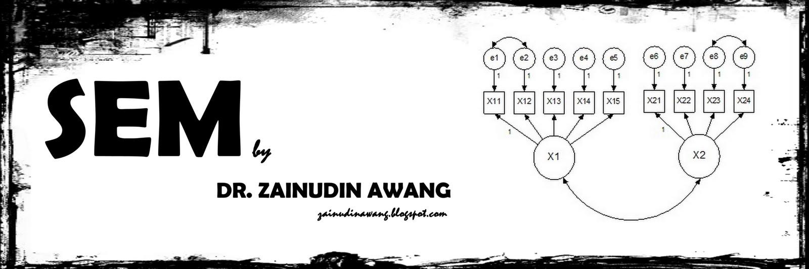 Dr. Zainudin Awang