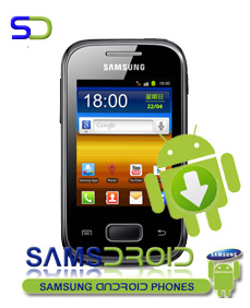 S5300JPLF3 Android 2.3.6 Stock ROM