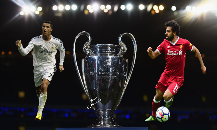 Real Madrid Vs Liverpool Saturday 26 May 2018 the Champions League final