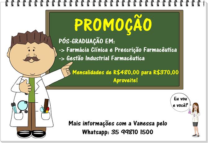 Parceria Farmacêutica Curiosa e UninCor Pouso Alegre - MG