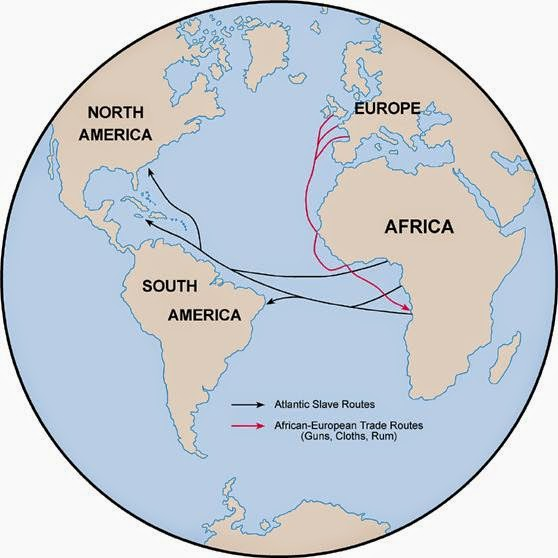 truth about columbus and triangle trade It's time to face the whole truth about the atlantic slave trade  only by facing the whole truth can we free ourselves from the burden of our shared, tragic past and reinvigorate our commitment .