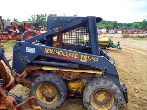 New Holland skid steer parts