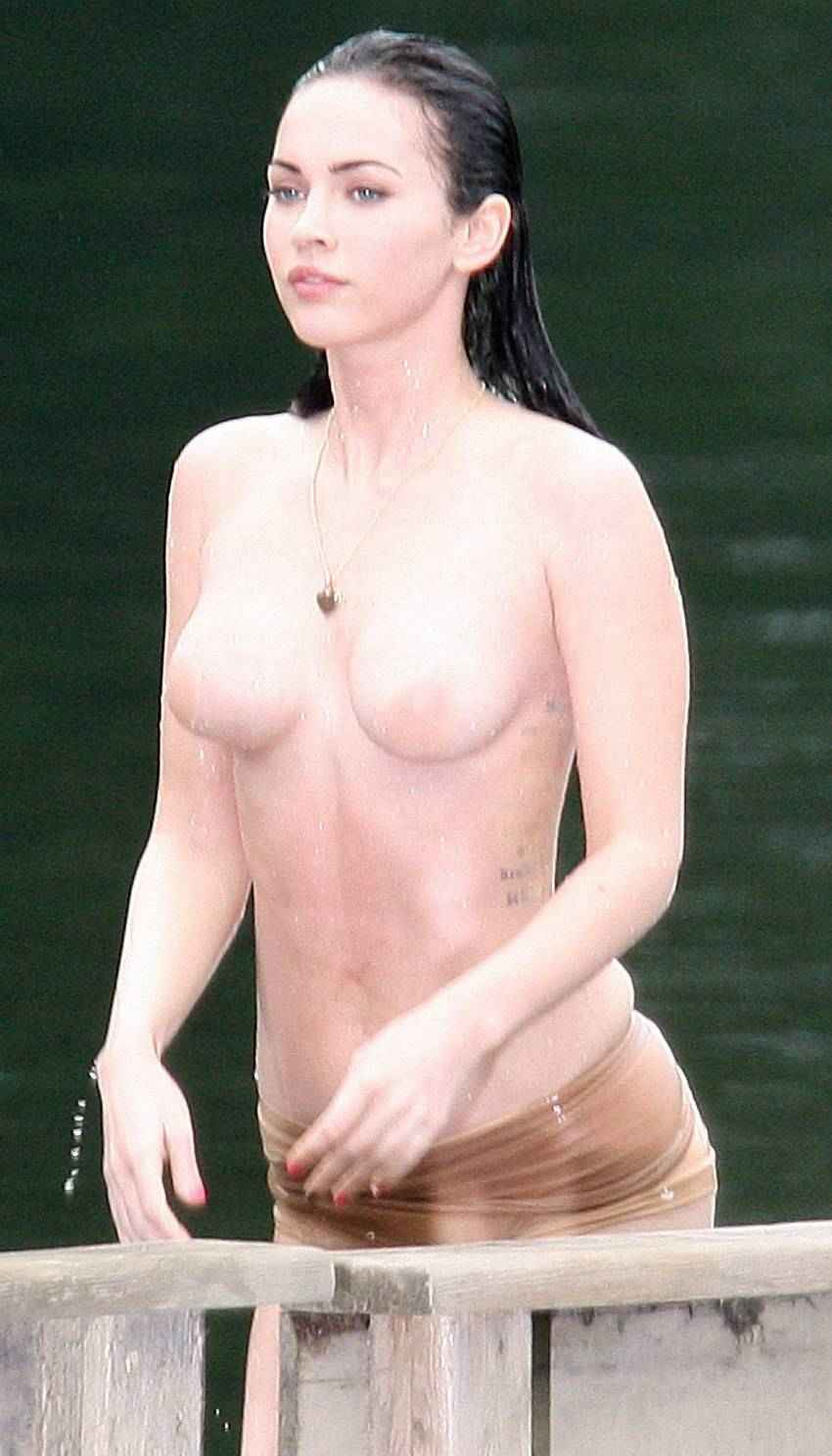 Megan fox naked talk this