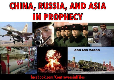 Russia and China in Prophecy.