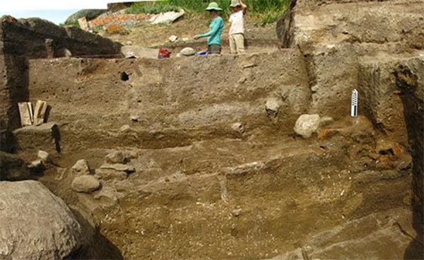 penggalian arkeolog, pengembara kuno