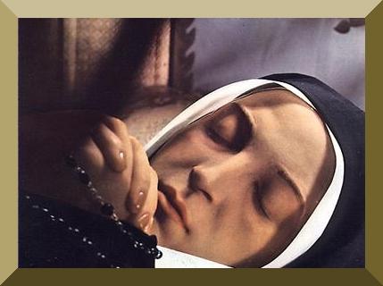 Saint Quote of the Day: Saint Bernadette of Lourdes