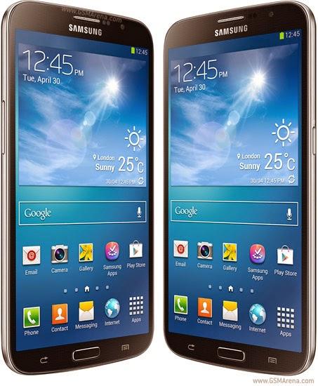 Samsung Galaxy I9200 Firmwares