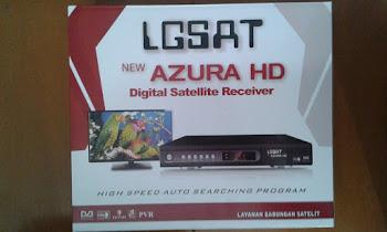 LGSAT NEW AZURA HD