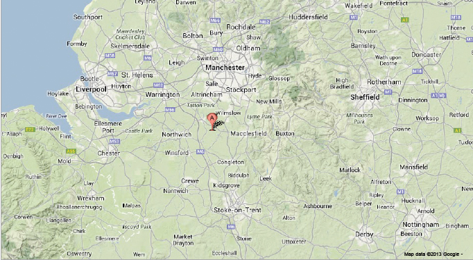 Sciency Thoughts Magnitude 2 1 Earthquake In Cheshire England