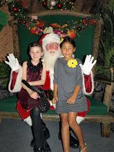 Annual Santa Picture 2011