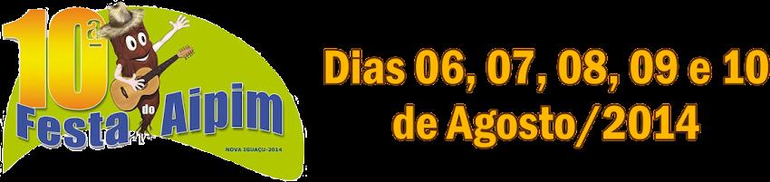 FESTA DO AIPIM DE TINGUÁ