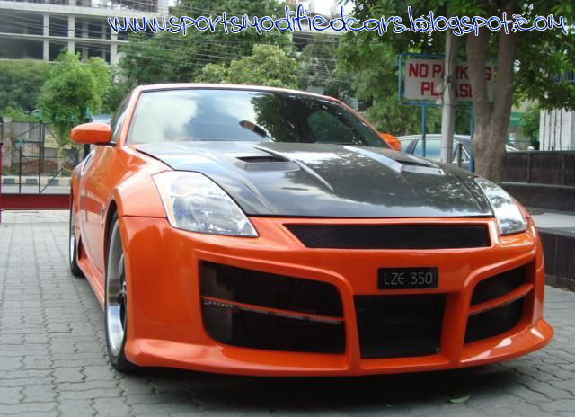 Posted In: Modified Cars, Nissan, Sports Cars In Pakistan