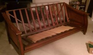Medium image of futon frame 25  thou shall craigslist austin