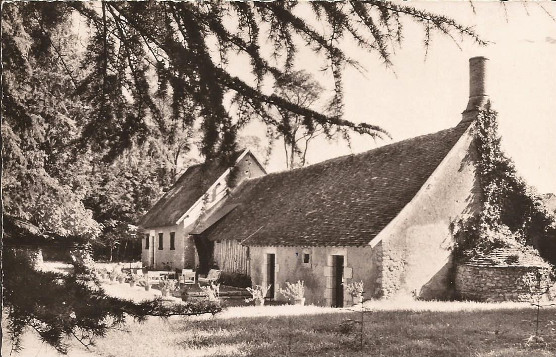 La cheminée ronde (près de Troussay) - Cheverny