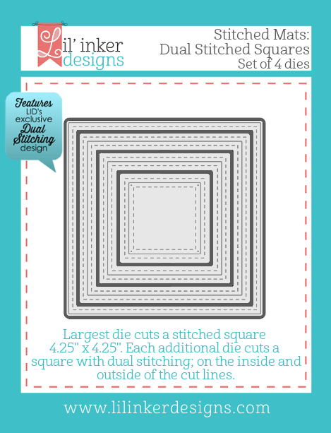 http://www.lilinkerdesigns.com/stitched-mats-dual-stitched-squares/